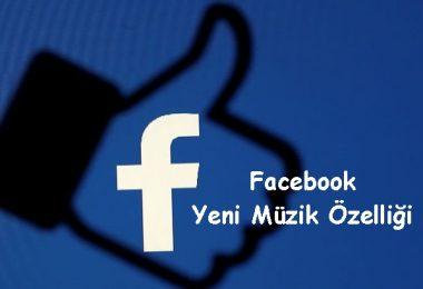 Facebook yeni müzik özellikler,