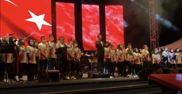 Kurtuluş Senfonileri 15 Temmuz ile Duygu Dolu Anma Gecesi