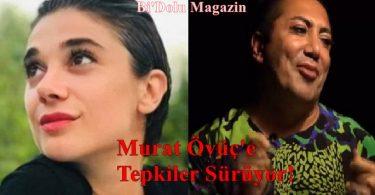 Murat Övüç'e Tepkiler Sürüyor