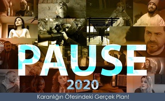 Pause 2020 Filminin Çekimleri Yapıldı