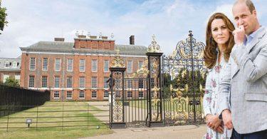 Kensington Sarayı'nda Kadın Cesedi