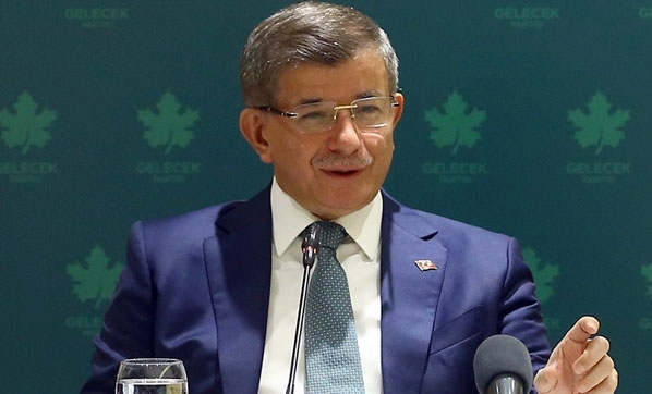 Ahmet Davutoğlu Korona Oldu