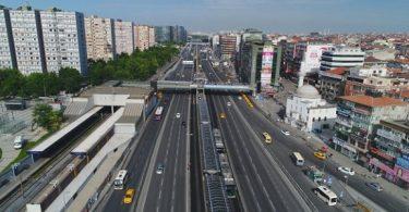 İstanbul'da Kapatılacak Yollar Belli Oldu