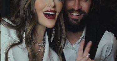 Seren Serengil Mustafa Tohma Aşkı Başladı