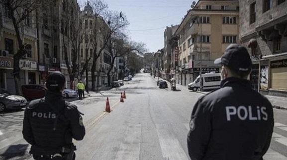 23 Nisan'da Sokağa Çıkma Yasağı İlan Edildi