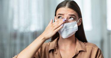 Pandemide Göz Alerjisine Dikkat