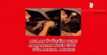 Murat Övüç'ün Oğlu Gözaltına Alındı