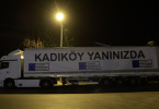 Kadıköy'den Van'a Yardım Eli