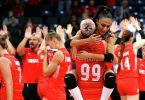 A Milli Kadın Voleybol Takımımız Hollanda'yı Mağlup Etti