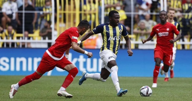 Fenerbahçe 1–1 D.G. Sivasspor